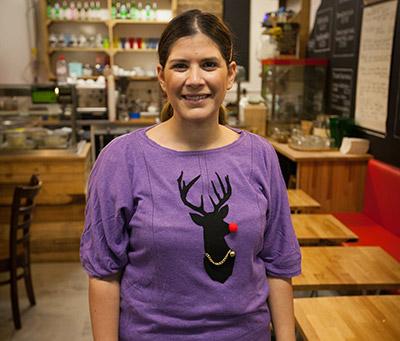 reindee jumper