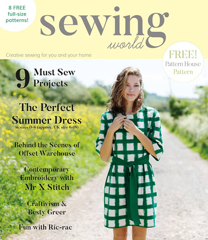 sewing world magazine august